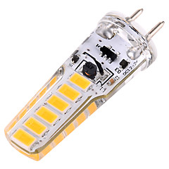 ywxlight® 4w g6.35 led bi-pin lichter 12smd 5730 300-400 lm warmweiß kaltweiß dekorative ac / dc 12 v ac / dc 24 v 1 stück