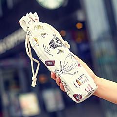 bolso de la botella de agua de textiles de dibujos animados