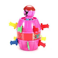 Neuheit-Spielzeug Spiel-Spielzeug Spielzeuge Spielzeuge Zylinderförmig ABS Rosa / Bronze Für Kinder