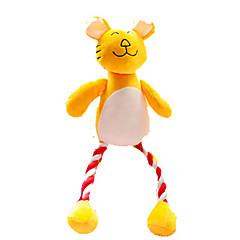 Zabawka dla kota Zabawka dla psa Zabawki dla zwierząt Zabawki Pluszowe Zabawki piszczące Zabawka do czyszczenia zębów Pisk Plusz