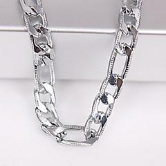 6 χιλιοστά ανδρικά κοσμήματα κολιέ αλυσίδα για casual κομψό στυλ