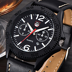 Luxury Casual Men Watches Analog Military Sports Watch Quartz Male Wristwatches Relogio Masculino Montre Homme