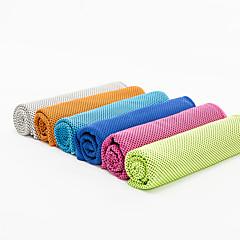 olcso -Yoga Törölköző / hűtés Törölköző Ragadós / Eco Friendly / Non Toxic / Szagmentes Microfibre Pink / Kék / Zöld / Orange