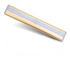 1pc førte sensor værelse lampe badeværelse lys originalitet kabinet sengelampe natlys