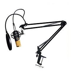 abordables Micrófonos-Alámbrico-Micrófono de Mano-Micrófono de OrdenadorWith3.5mm