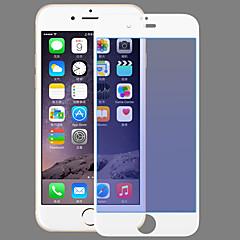 Недорогие Защитные пленки для iPhone 6s / 6-Защитная плёнка для экрана Apple для iPhone 6s iPhone 6 Закаленное стекло 1 ед. Защитная пленка для экрана 2.5D закругленные углы Уровень