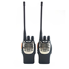 お買い得  トランシーバー-365 トランシーバー ハンドヘルド 電池残量不足通知 非常警報器 プログラム式PCソフトウェア 音声プロンプト VOX 暗号化 送信出力切替 優先チャンネルスキャン パワーセーブ機能 CTCSS/CDCSS リバース・フリークエンシー 3KM-5KM 3KM-5KM