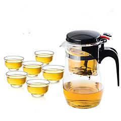 كوب يوميا / شاي / هدية هدية,زجاج 1
