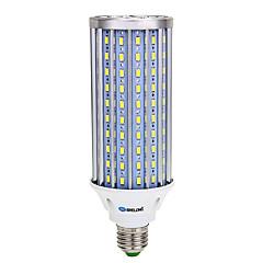 お買い得  LED 電球-BRELONG® 30W 3000lm E26 / E27 B22 LEDコーン型電球 T 160 LEDビーズ SMD 5730 装飾用 温白色 クールホワイト 85-265V
