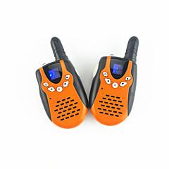 3651 par mini walkie-talkie UHF zasilanie Rodzina na zewnątrz zespołu turystyka może wybrać.