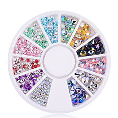1pcs Nail Art dekoráció strasszos gyöngy smink Kozmetika Nail Art Design