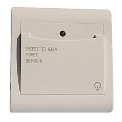 llevar la tarjeta de interruptor eléctrico