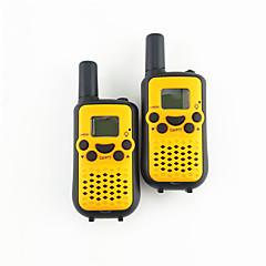 お買い得  トランシーバー-365 k-535 トランシーバー ハンドヘルド アナログ VOX 暗号化 CTCSS / CDCSS 選択呼び出し機能 バックライト LCD スキャン <1.5KM <1.5KM 22 1W トランシーバー 双方向ラジオ
