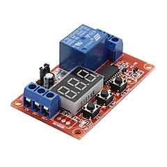 abordables Relés-5v movilizan digitales multifunción módulo de relé de retardo de tiempo