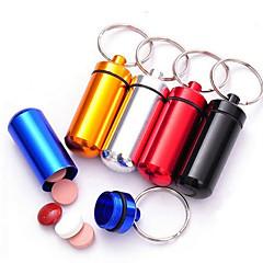 olcso -Kulcstartó Játékok Kulcstartó Több funkciós Henger alakú Fém Alumínium Jó minőség Darabok Születésnap Gyermeknap Ajándék