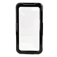 Недорогие Кейсы для iPhone 7-Кейс для Назначение IPhone 7 Apple iPhone 7 Водонепроницаемый Прозрачный Чехол Сплошной цвет Твердый ПК для iPhone 7