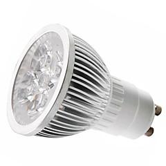 GU10 LED Spotlight MR16 5LED High Power LED 500lm Warm White Cold White 2700K/6500K Dimmable Decorative