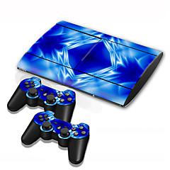 abordables Fundas para PS3-B-SKIN B-SKIN USB Adhesivo Para Sony PS3 ,  Novedades Adhesivo Vinilo 1 pcs unidad
