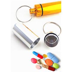 olcso -Kulcstartó Játékok Kulcstartó Több funkciós Henger alakú Fém Alumínium Jó minőség Darabok Karácsony Születésnap Gyermeknap Ajándék