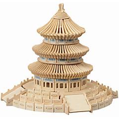 preiswerte -Holzpuzzle Chinesische Architektur Tempel des Himmels Profi Level Holz Weihnachten Karneval Kindertag