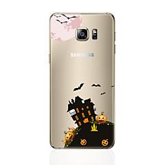 tok Για Samsung Galaxy S7 edge S7 Εξαιρετικά λεπτή Πίσω Κάλυμμα Άλλα Μαλακή TPU για S7 edge S7 S6 edge plus S6 edge S6