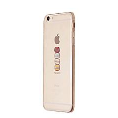 halpa iPhone kotelot-Etui Käyttötarkoitus Apple iPhone 8 iPhone 8 Plus iPhone 5 kotelo iPhone 6 iPhone 6 Plus iPhone 7 Plus iPhone 7 Läpinäkyvä Kuvio Takakuori