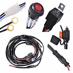 abordables Iluminación para Vehículos Industriales-KAWELL Coche Bombillas Accesorios For Universal