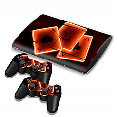 cheap PS3 Accessories-B-SKIN USB Bags, Cases and Skins Sticker - Sony PS3 Novelty Wireless #
