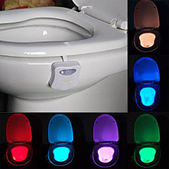 YouOKLight Motion Activated Toilet Nightlight LED Toilet Light Bathroom Washroom