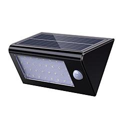 32 urpower 태양 광 벽 외부 테라스 데크 마당, 정원, 진입로에 대한 야외 태양 전원 무선 방수 보안 모션 센서 빛을 주도