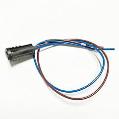 abordables LED e Iluminación-G4 Accesorio de iluminación Cable eléctrico El plastico