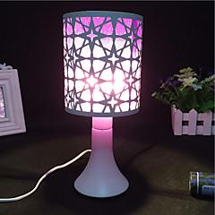 exquisita lámpara de la fragancia lámpara máquina aromaterapia horno aroma electrónica luz iluminación de la tabla multicolor