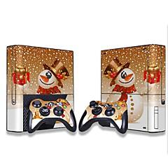 お買い得  Xbox 360用スキン-B-SKIN *BO*360E USB バッグ、ケースとスキン ステッカー - Xbox 360 アイデアジュェリー ワイヤレス #