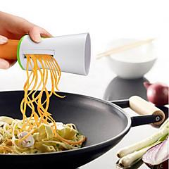 1 piese Peeler & Razatoare For pentru legume / Pentru ustensile de gătit MetalPistol / Plastic Multifuncțional / Bucătărie Gadget creativ