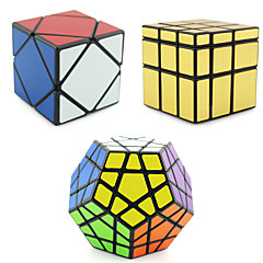 Rubik's Cube Shengshou Smooth Speed Cube Alien Megaminx Skewb Mirror Cube Skewb Cube Magic Cube Professional Level Speed ABS Square