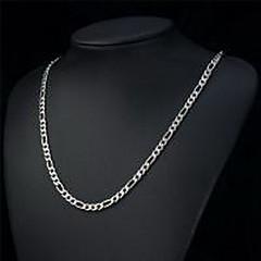 Муж. Ожерелья с подвесками Заявление ожерелья Бижутерия Геометрической формы Бижутерия Титановая сталь Геометрический Массивные украшения