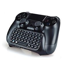 abordables Videojuegos-Mandos Para PS4 Bluetooth Mini Empuñadura de Juego Teclado