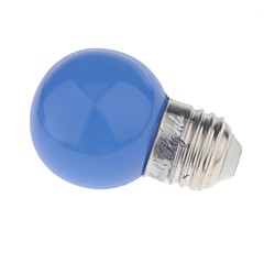 preiswerte LED-Birnen-YouOKLight 3W 240lm E26 / E27 Lichtdekoration A60(A19) 6 LED-Perlen Dip - Leuchtdiode Dekorativ Gelb Blau Rot 85-265V 220-240V
