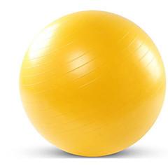 75cm Bola de Fitness Anti-Derrapagem Ajustável Grossa Neck Exercise Treino de Força Ioga Exercicio e Fitness Ginásio Plástico