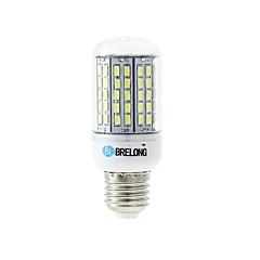 お買い得  LED 電球-8W 720lm E14 E26 / E27 B22 LEDコーン型電球 T 96 LEDビーズ SMD 5730 装飾用 温白色 クールホワイト 220-240V