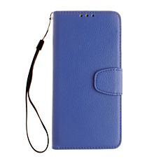 Para o google pixel xl pixel wallet case caso de corpo inteiro cor sólida hard pu leather