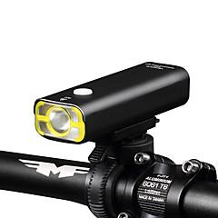 halpa Pyöräilyvalot-LED taskulamput Käsivalaisimet Polkupyörän etuvalo LED XP-G2 Pyöräily Ladattava Himmennettävissä Vedenkestävä Helppo kantaa 18650.0 400