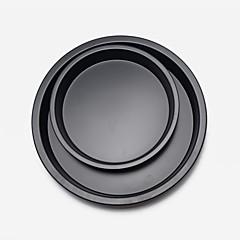 お買い得  ベイキング用品&ガジェット-ベークツール ステンレス鋼 クリスマス / 誕生日 / 新年 ケーキ ベーキング皿・フライパン 2pcs