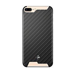 Voor iPhone 8 iPhone 8 Plus iPhone 7 iPhone 6 iPhone 5 hoesje Hoesje cover Schokbestendig Achterkantje hoesje Geometrisch patroon Hard