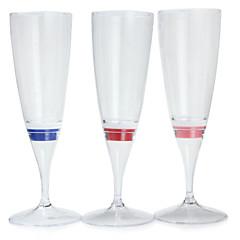 colormix 1pc llevó champán taza de cristal cubilete llevó la luz de la noche para el partido / la boda / el partido / KTV / home / bar