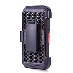 Для Вода / Грязь / Надежная защита от повреждений Кейс для Чехол Кейс для Один цвет Твердый PC для AppleiPhone 7 Plus / iPhone 7 / iPhone