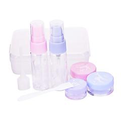 schoonheid flessen lege flessen van cosmetica sub - flessen plastic flessen druk flessen spuiten fles reeks reis