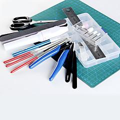 krab królestwo modelu Gundam narzędziem Zestaw ustawiony początkujący istotnym modelem wpis Tamiya produkcji narzędzi Zestaw narzędzi 03