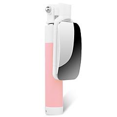 Недорогие Монопод для селфи-Палка для селфи Проводной С возможностью удлинения Максимальная длина 80cmiPhone Смартфон на ОС Android Android iOS iPhone Смартфон на ОС