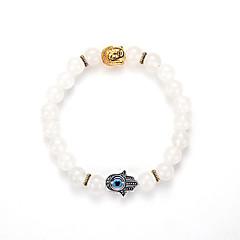 preiswerte Armbänder-Herrn / Damen Strang-Armbänder / Yoga-Armband - Armbänder Gold / Silber Für Hochzeit / Party / Geburtstag
